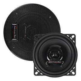 "American Bass Symphony 4"" Two Way , best car audio speaker 2021"