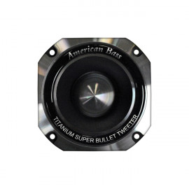 """American Bass 1.75"""" Compression Tweeter speaker for car 4Ohm 200W Max Sold each, 2021"""