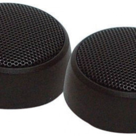 """American Bass 1"""" Silk Dome Tweeter (sold in pairs) 150W 2021"""