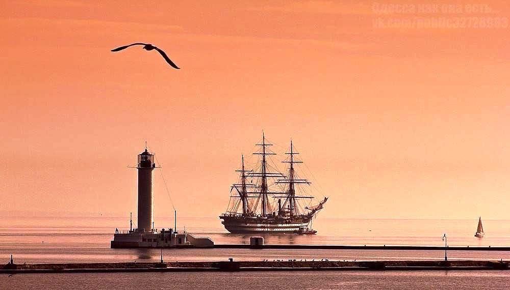 Одесса -  Жемчужина у моря