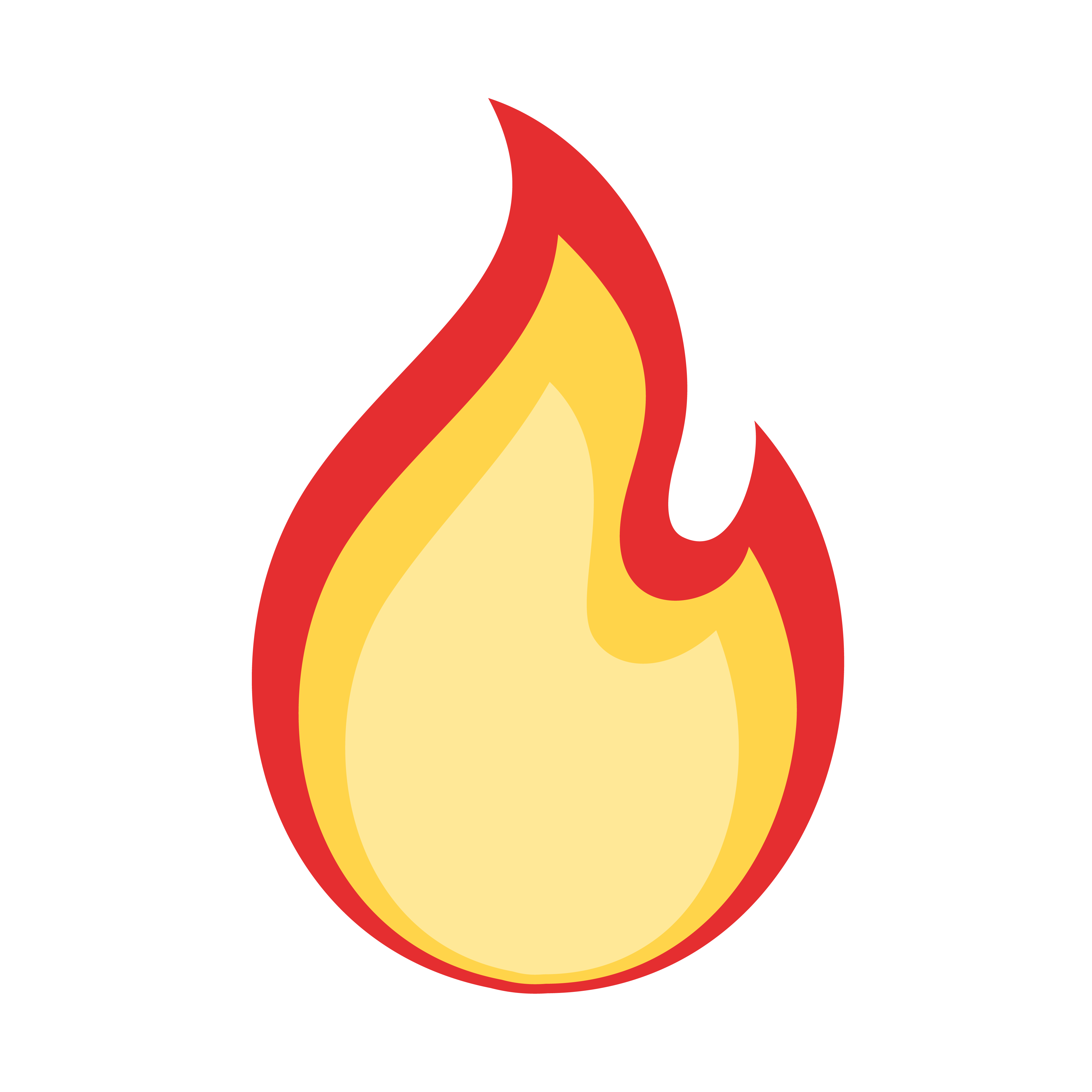 image of a flame