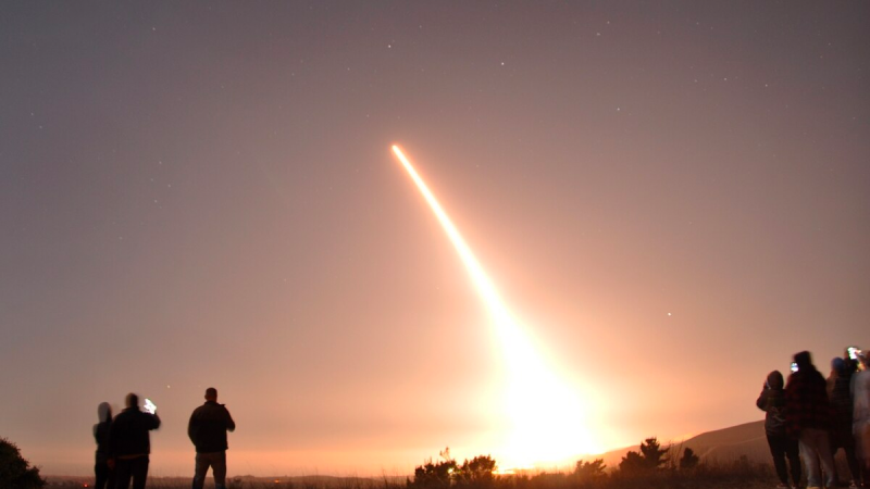 """Pentagon Sees """"Increased Potential"""" for Nuclear Conflict"""