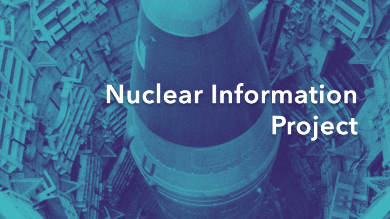 Nuclear Information Project