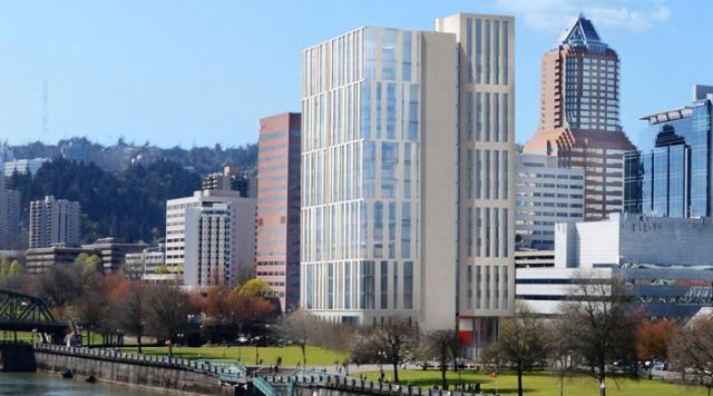 Multnomah County Courthouse