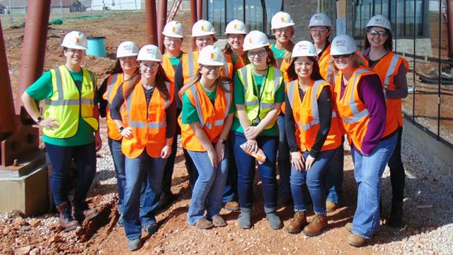 PCI Women In Construction