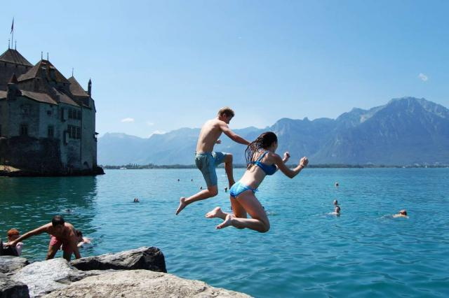 best places to visit in switzerland for teen travelers