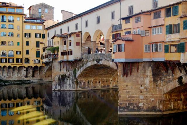 Stunning views of Florence captured on a summer teen tour to Italy.
