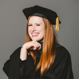 Portrait of Emily Lynn Clarke