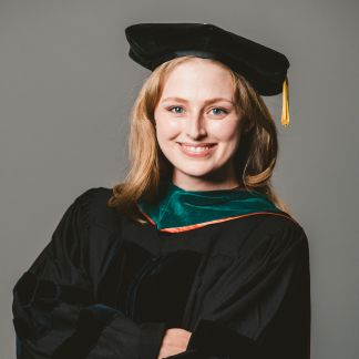 Portrait of Kayla Headley Nussbaum