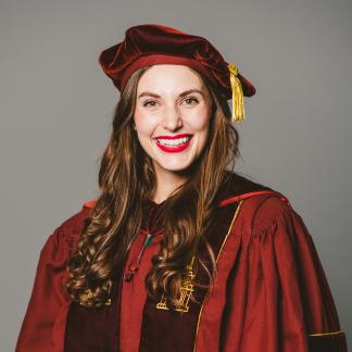 Portrait of Emily Leede