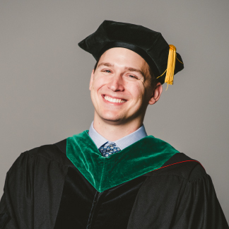 Portrait of Harrison Miner