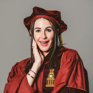 Portrait of Hannah Rosenthal