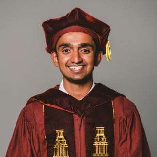 Portrait of Praveen Satarasinghe