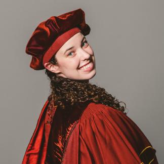 Portrait of Megan Lewis Smith