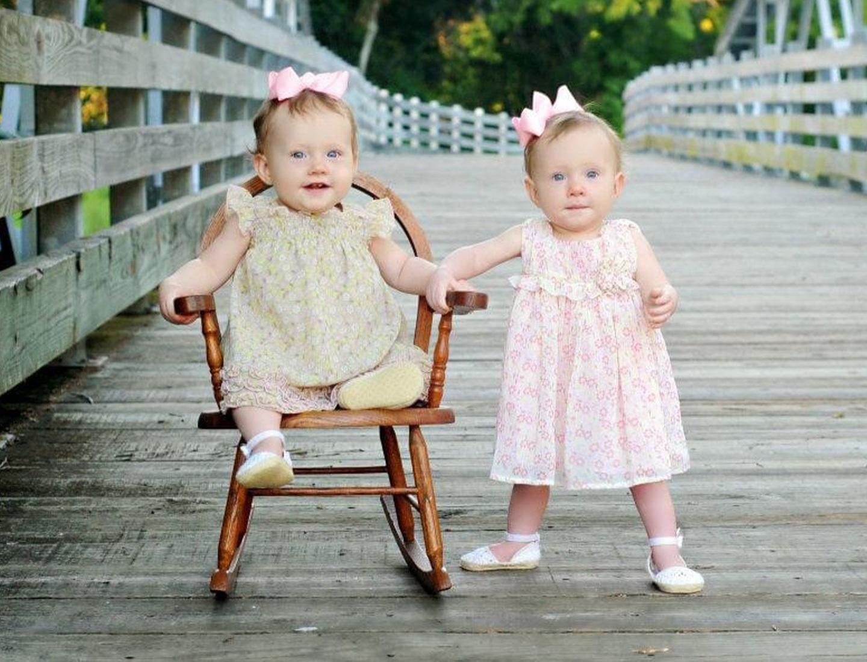 Blog colorblock Cessac Twins