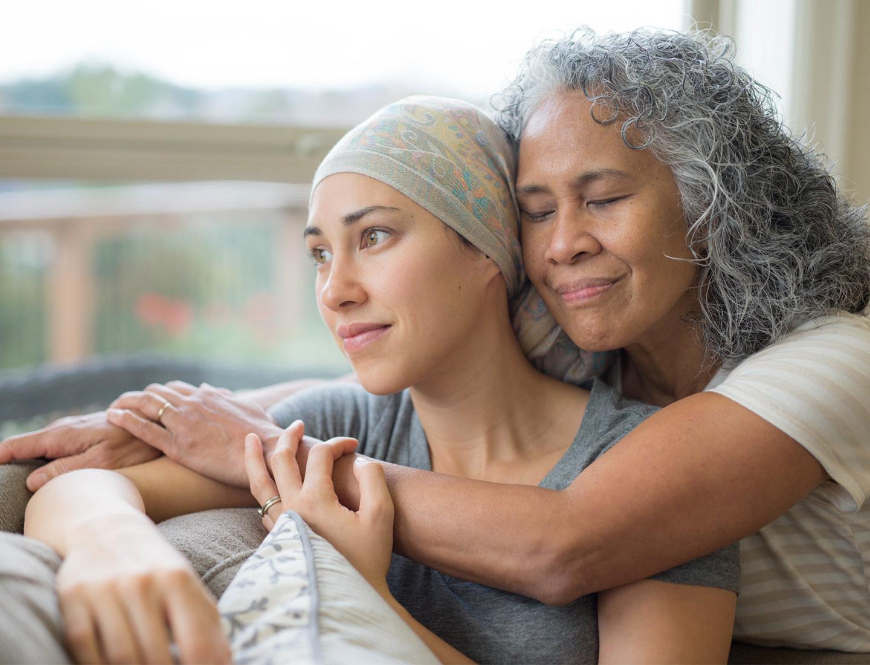 Blog colorblock Young Adult Cancer Program Rethinks Cancer Care