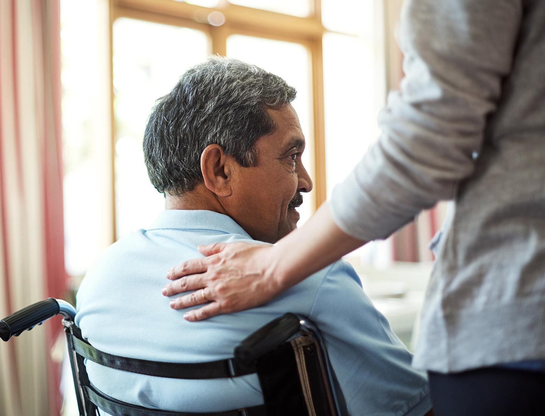 Blog Colorblock Caregiver