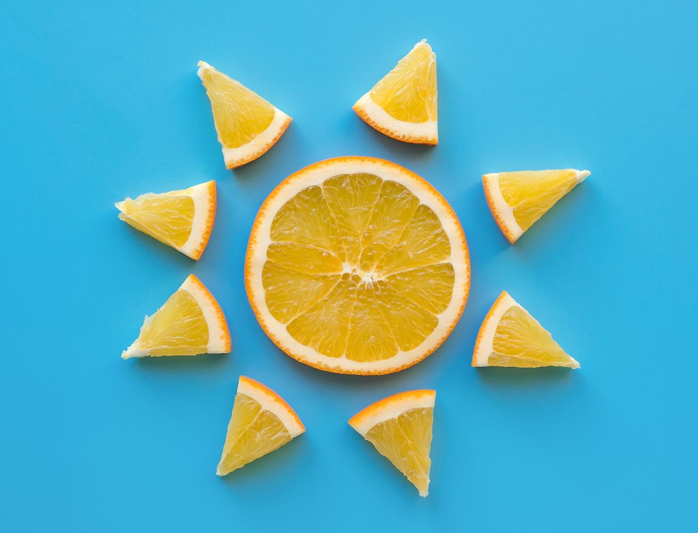 Blog Colorblock Sunfood
