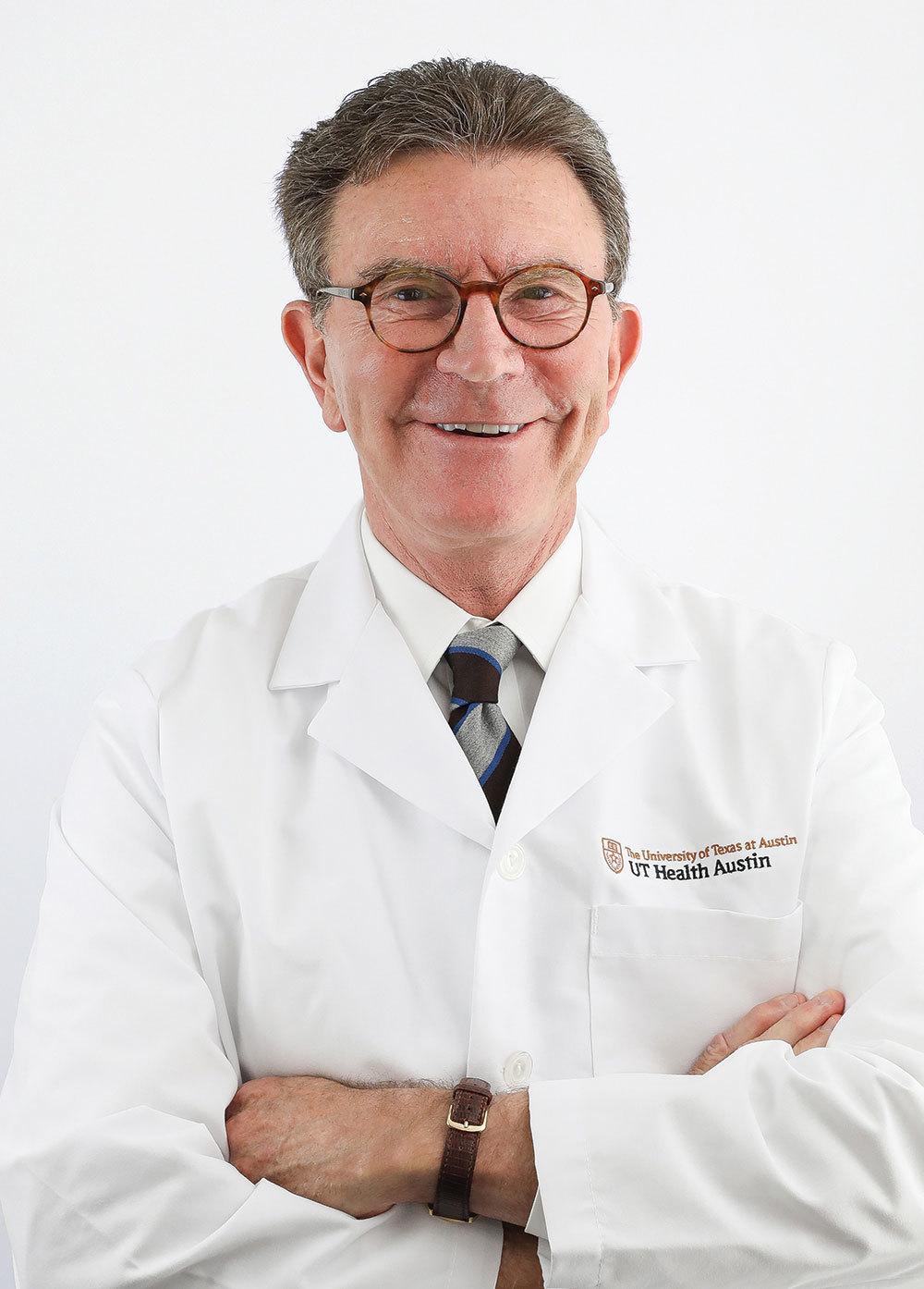 Ed Bernacki at UT Health Austin