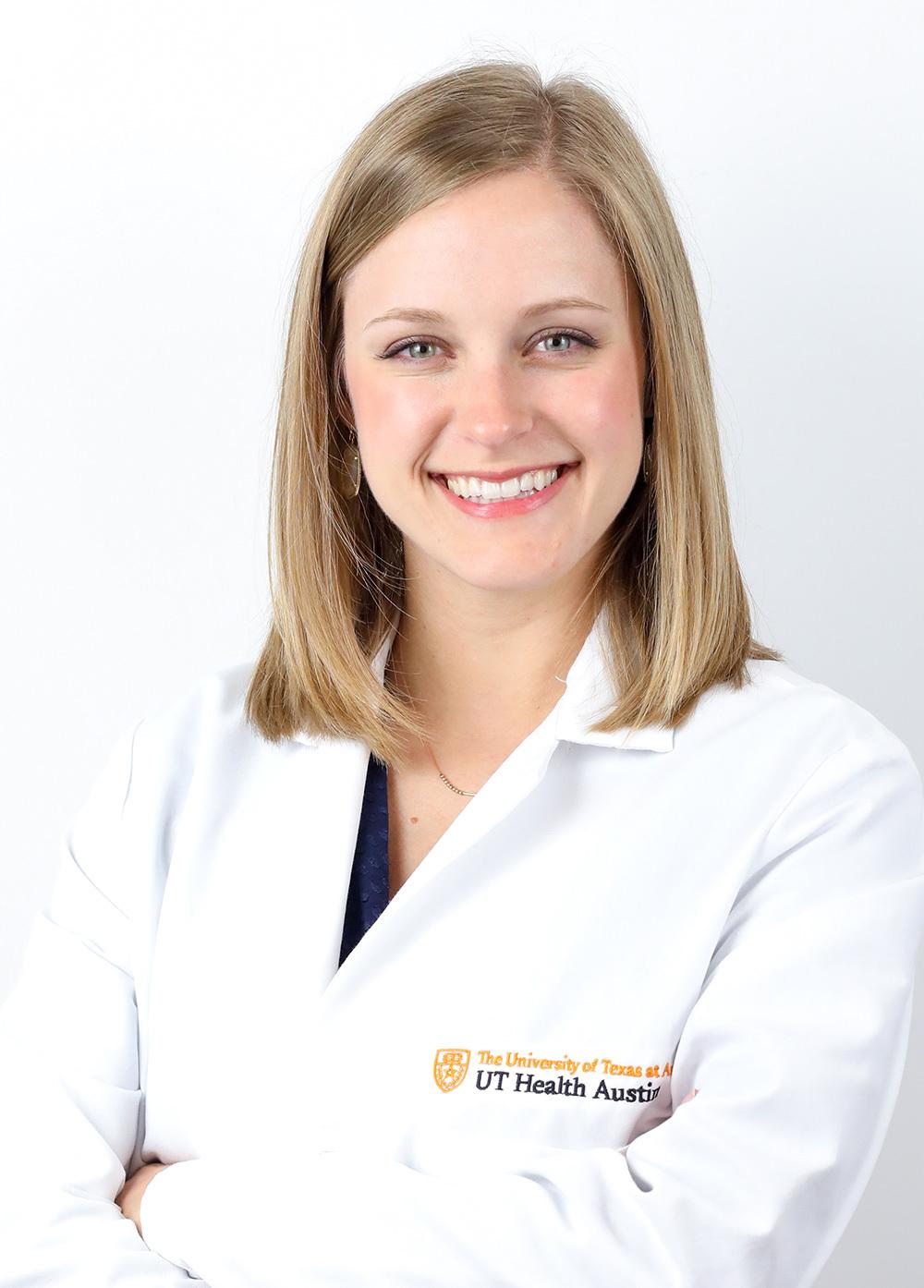 Emmy Feeler at UT Health Austin