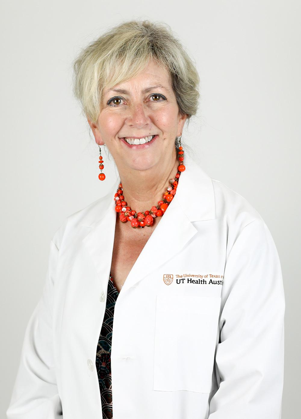Gail Eckhardt at UT Health Austin