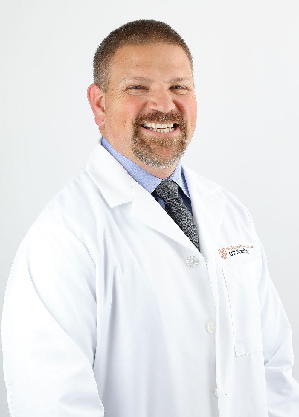 Karl Koenig at UT Health Austin