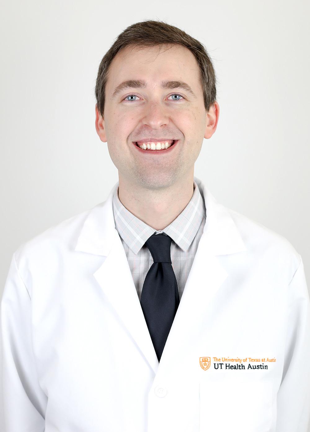 Jeffery Saniuk at UT Health Austin