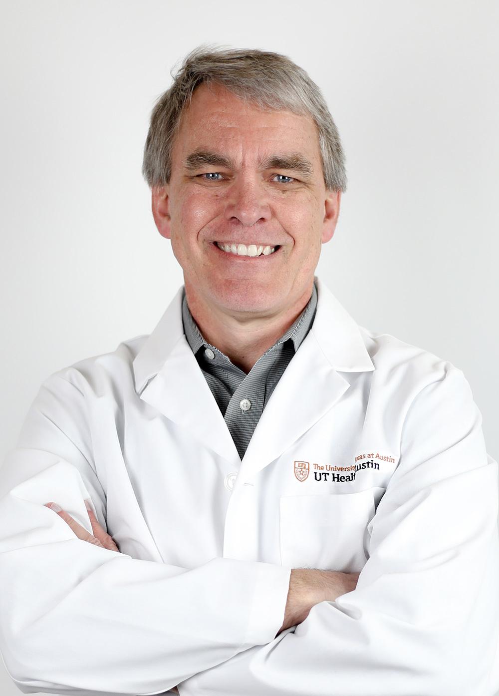Stephen Strakowski at UT Health Austin