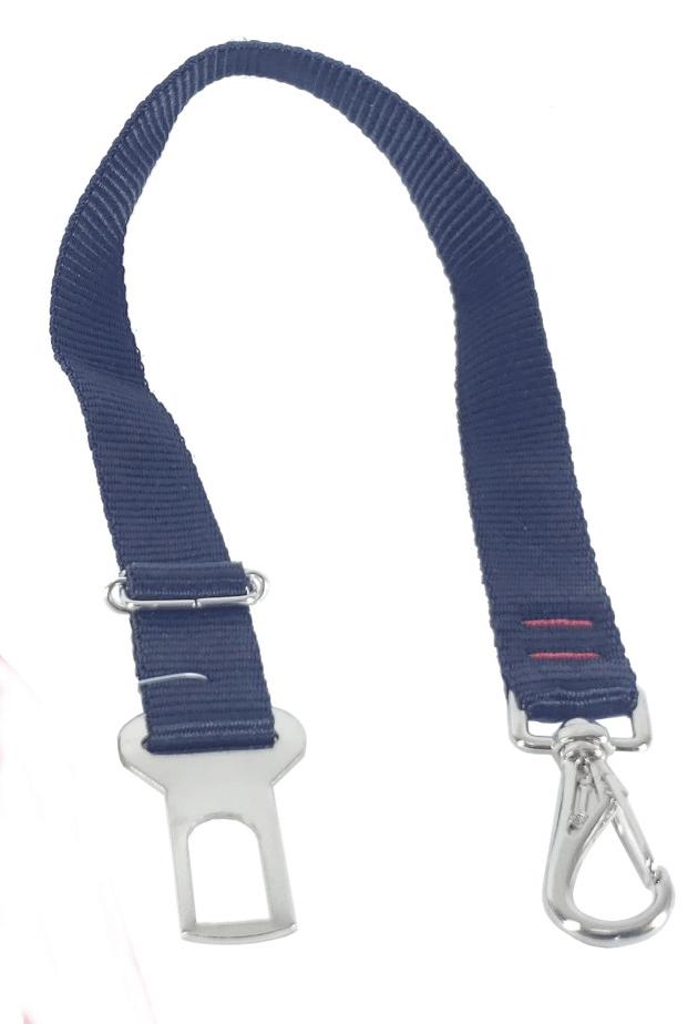 Cinto de segurança nylon G (25mm)-Interpets