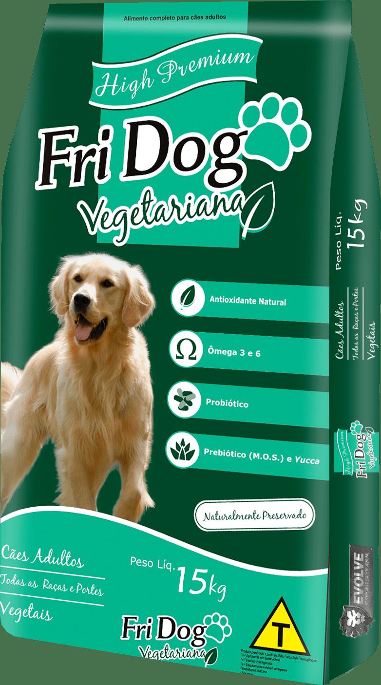 Fri Dog Vegetariana 15 kg