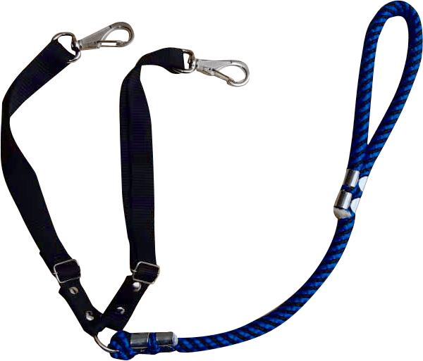 Guia de corda dupla-Interpets