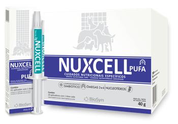 Nuxcell PUFA - ampola 2g
