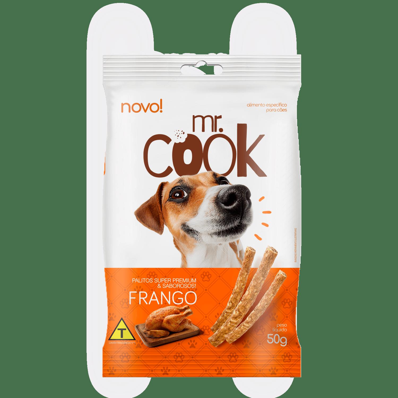 PALITO FRANGO 50GR - Mr. Cook