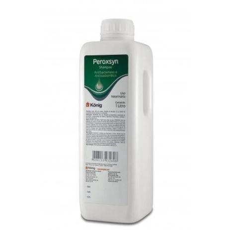 Shampoo Antibacteriano e Antisseborréico König Peroxsyn 1 LT