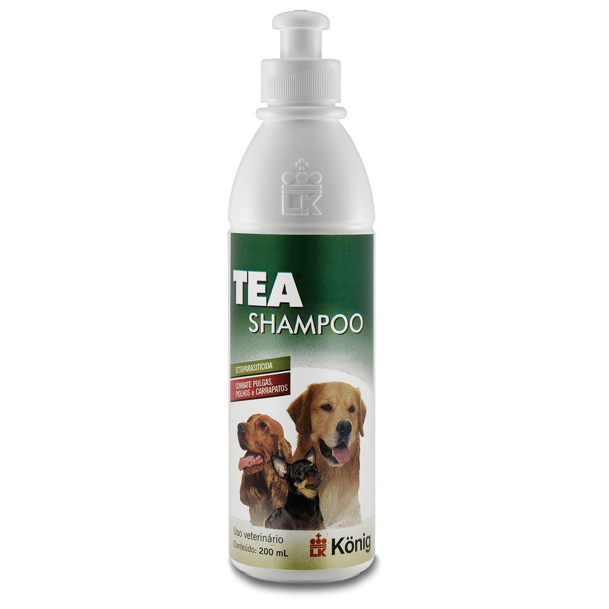 TEA Shampoo**