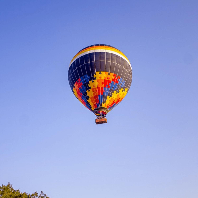 Passeio de Balão em Boituva-SP (Agende sua data)