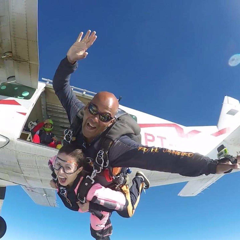 Salto de Paraquedas em Resende-RJ