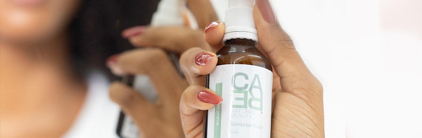 Conheça nosso tônico hidratante CARE Mist
