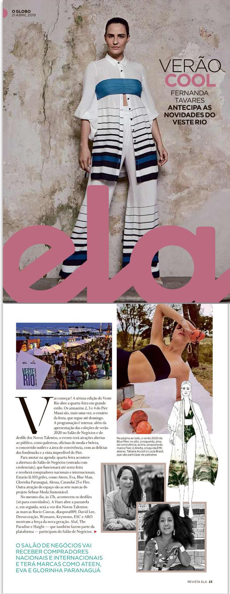 Revista Ela abril2019