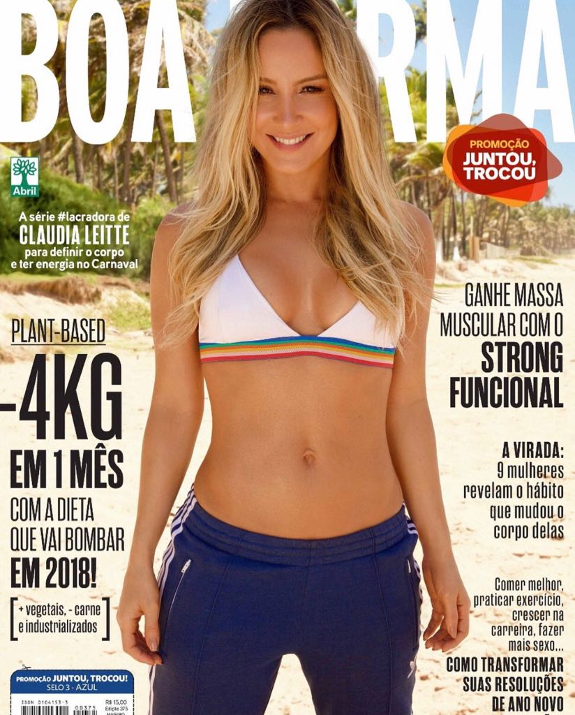 Revista Boa Forma dez 2017