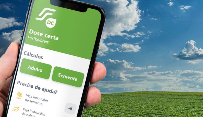 Qual a importância da correta dosagem de fertilizante para a lavoura?