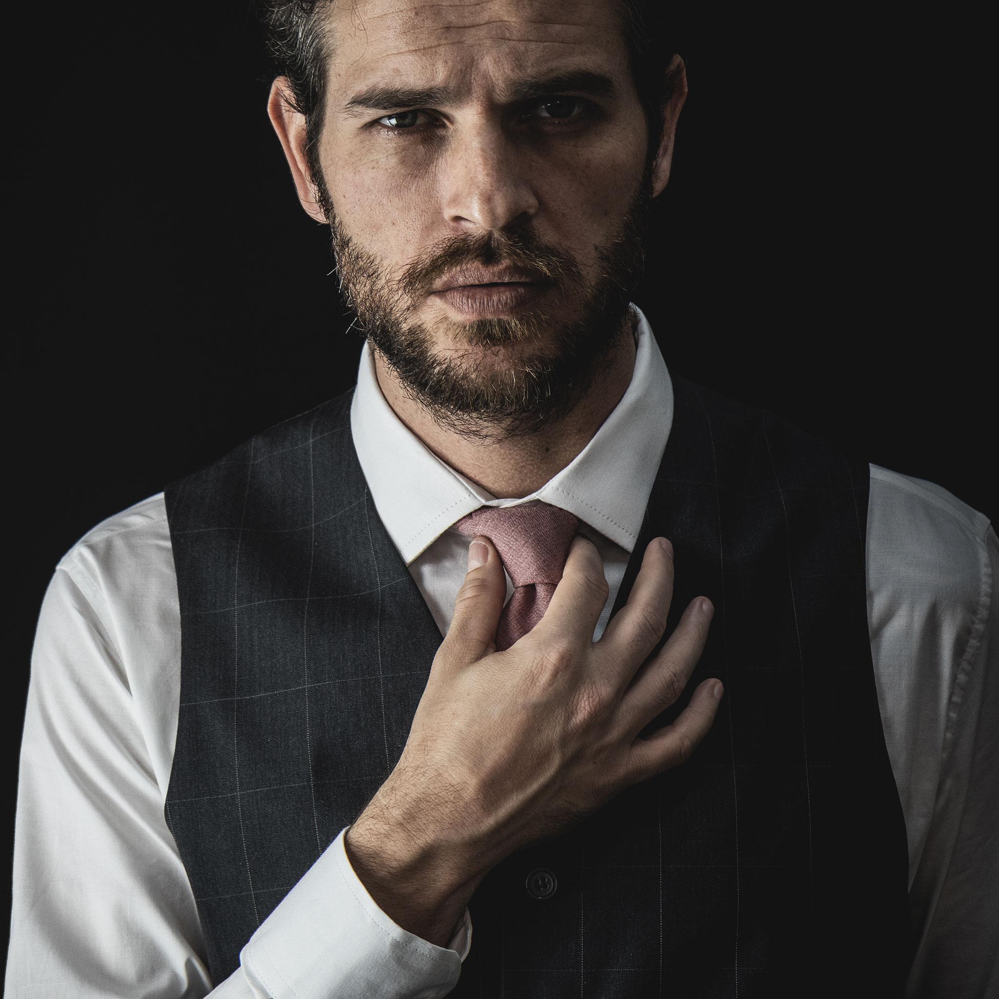 tipos de gravata