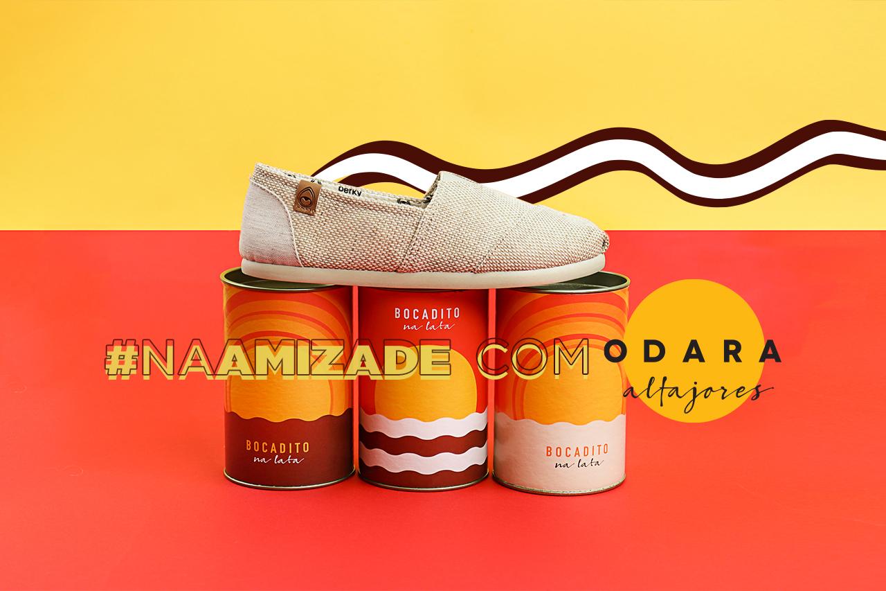 #NaAmizade com Odara