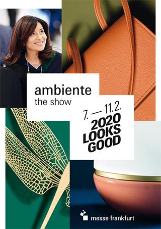 SANREMO APRESENTA NOVIDADES NA FEIRA AMBIENTE 2020