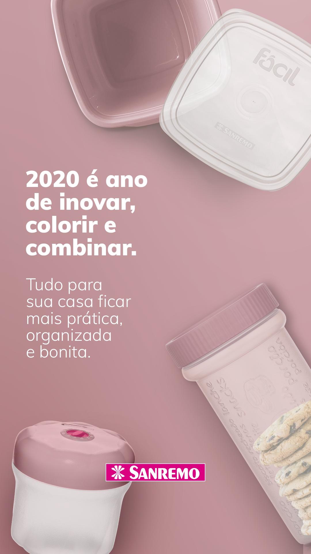 A REVOLUÇÃO DAS CORES 2020