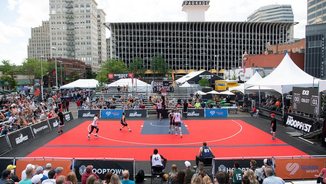 Hoopfest The World S Biggest 3x3 Tournament