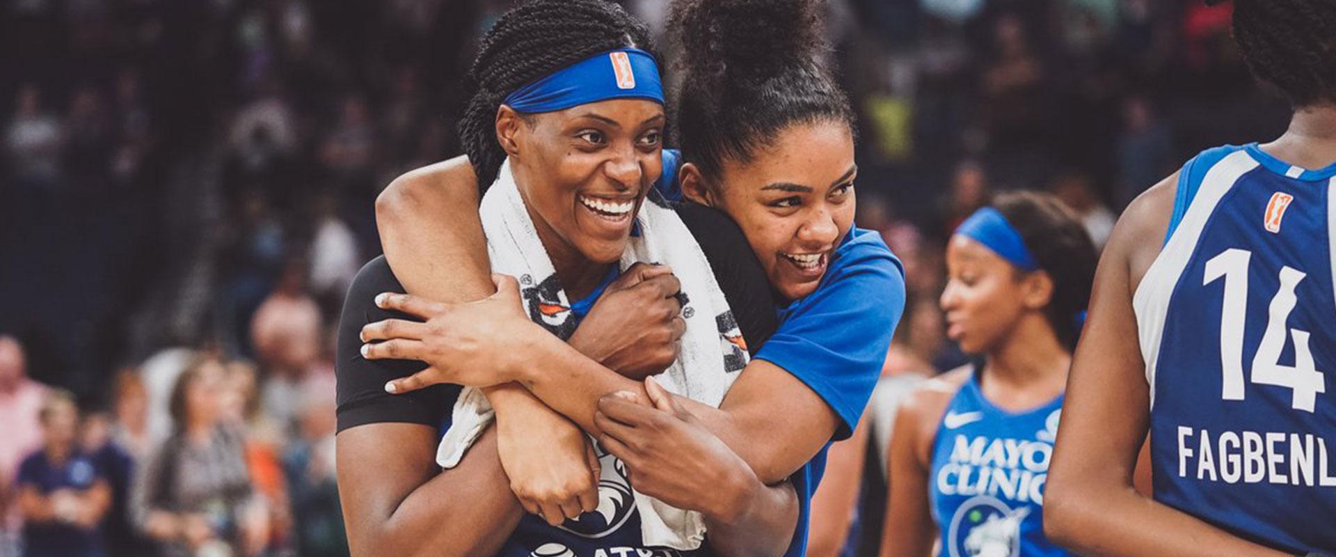 ESCOLHA SEU TIME DA WNBA