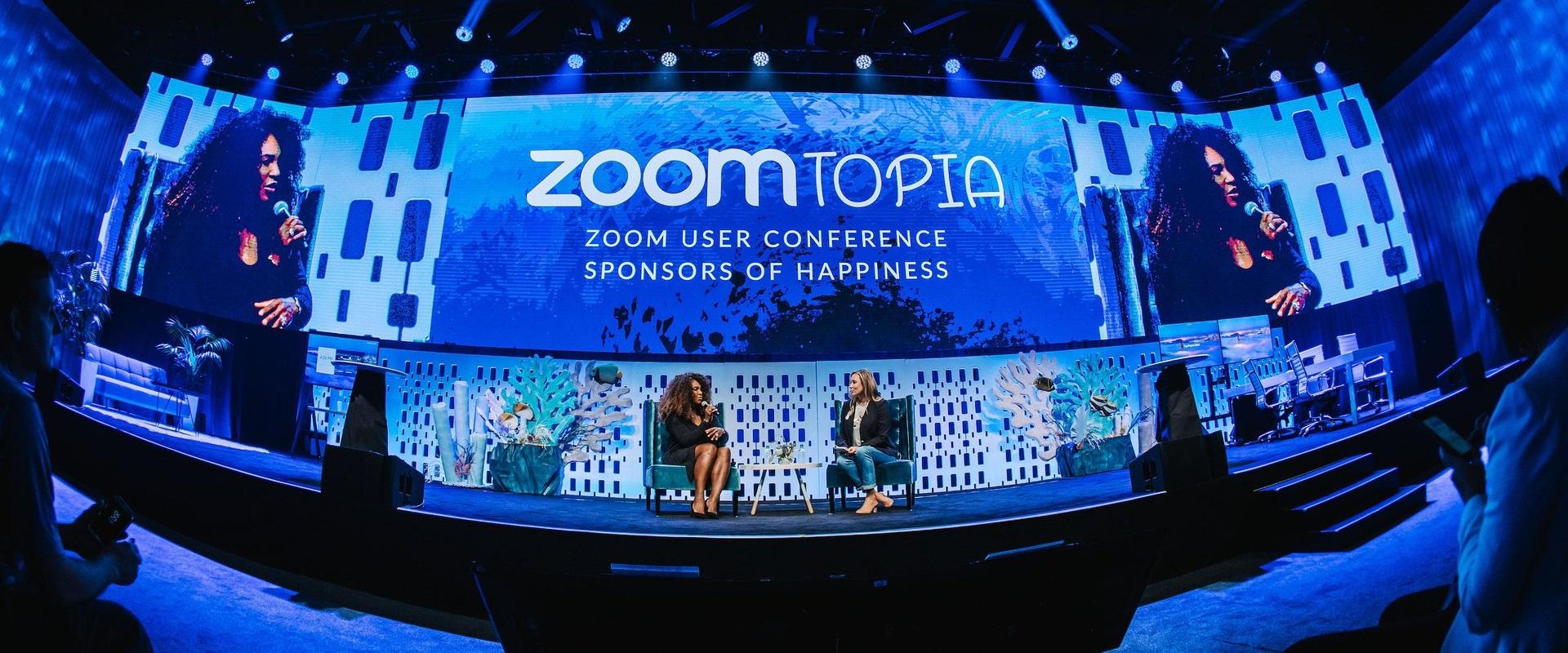 ZOOMTOPIA 2020: INOVAÇÃO EM ESPAÇOS COMPARTILHADOS