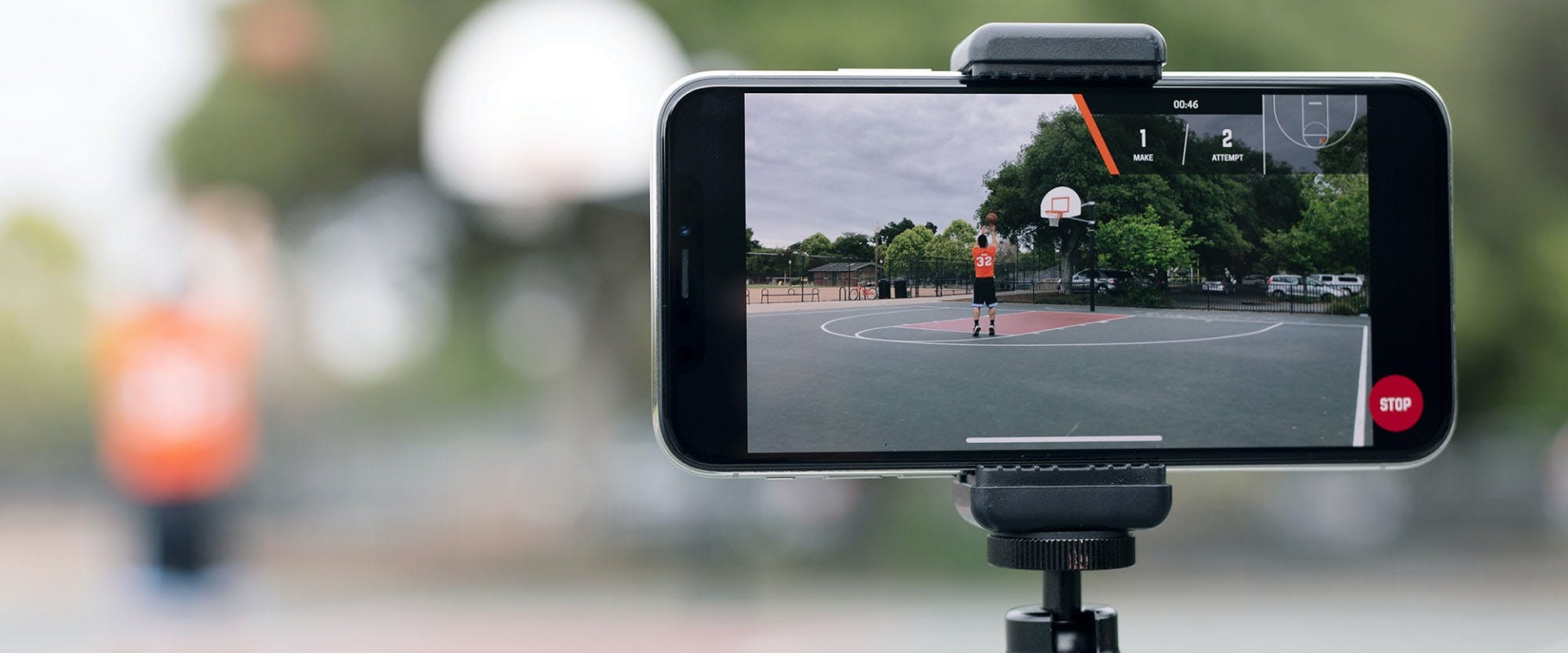 'HOMECOURT AI' PROVIDES FREE PRACTICE SESSIONS THROUGH THEIR APP