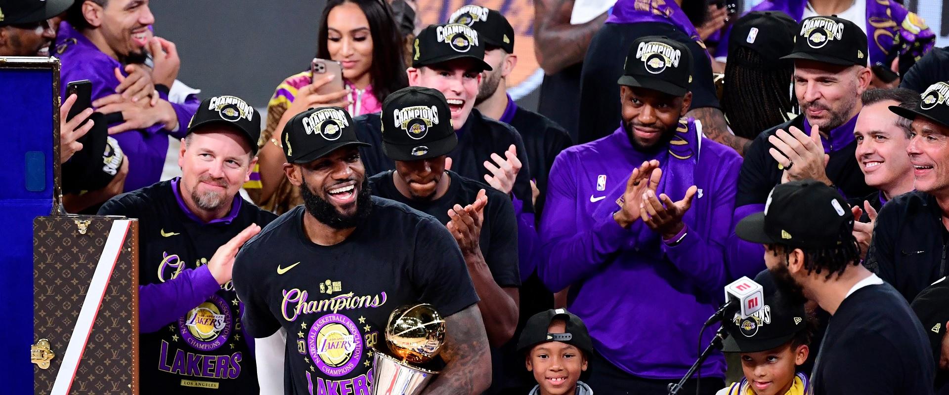2020 - UM ANO POSITIVO PARA A NBA COMO QUASE NENHUM OUTRO